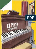 El Piano Tchokov Gemiu