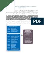 Estándares Sociales y Ambientales Para El Comercio Internacional