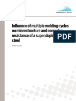 1-Influence of Multiple Welding Cycles on Corr