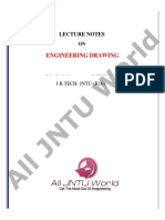 Engineering Drawing Lecture Note
