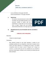 Informe de Práctica No 2