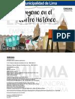 Eugenio en El Centro Historico EMILIMA SA