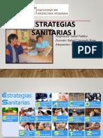 Estrategias Sanitarias 1