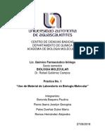 P.1 Biología Molecular