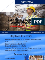LOGISTICA Unidad 3 Vendor Managed Inventory