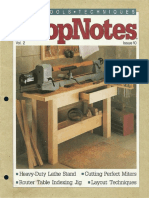 ShopNotes #10 (Vol. 02) - Heavy Duty Lathe Stand.pdf