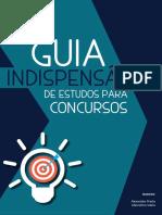 Guia indispensável de  estudos para concurso.pdf