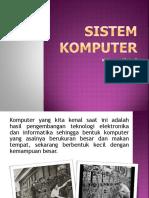 02 Sistem Komputer