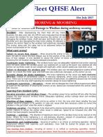 QHSE Alert-024-Anchoring & Mooring