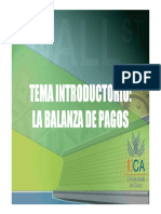 Balanza de Pagos_Introducción