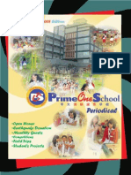 Prime One School Periodical (June 2008 Edition)