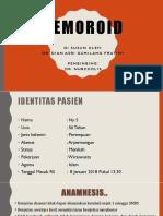 Hemoroid ppt.pptx
