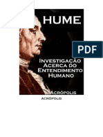 Acerca Do to Humano - Hume