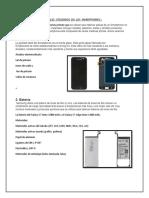 Materia Prima y Materiales Utilizados en Los Smartphones