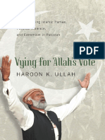 (South Asia in World Affairs) Haroon K. Ullah-Vying for Allah's Vote_ Understanding Islamic Parties, Political Violence, And Extremism in Pakistan-Georgetown University Press (2013)