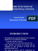 +SECRETORY FUNCTION OF GASTROINTESTINAL SYSTEMA.ppt