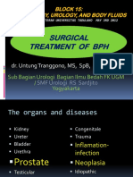 4 - Surgical Treatment of Bph