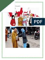 Sikap Toleransi Dalam Bidang Agama