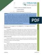 EXPLORING THE CAUSES OF SANSKRIT'S DECLINE (A PILOT STUDY)