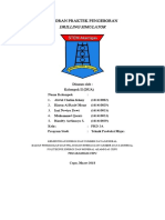 Laporan Drilling Simulator
