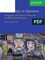Grillo - The Family in Question - Immigrant and Ethnic Minorities in Multicultural Europe