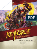 Keyforge Rulebook v7 for Webcompressed