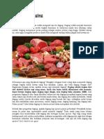 Mengenal Daging