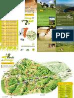 Carte de La Route Du Fromage