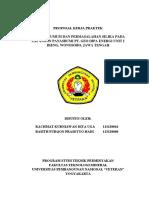 260906162 Proposal Kerja Praktek Dieng