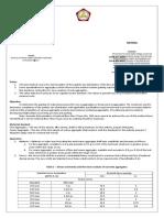 Settlement Analysis