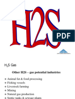 H2S Refersher