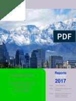 Reporte Sustentabilidad (Ambiental) Fundicion Jofré y Cia. Ltda. 2017