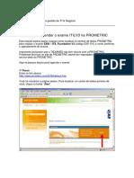 Tutorial para agendamento do exame na PROMETRIC.pdf