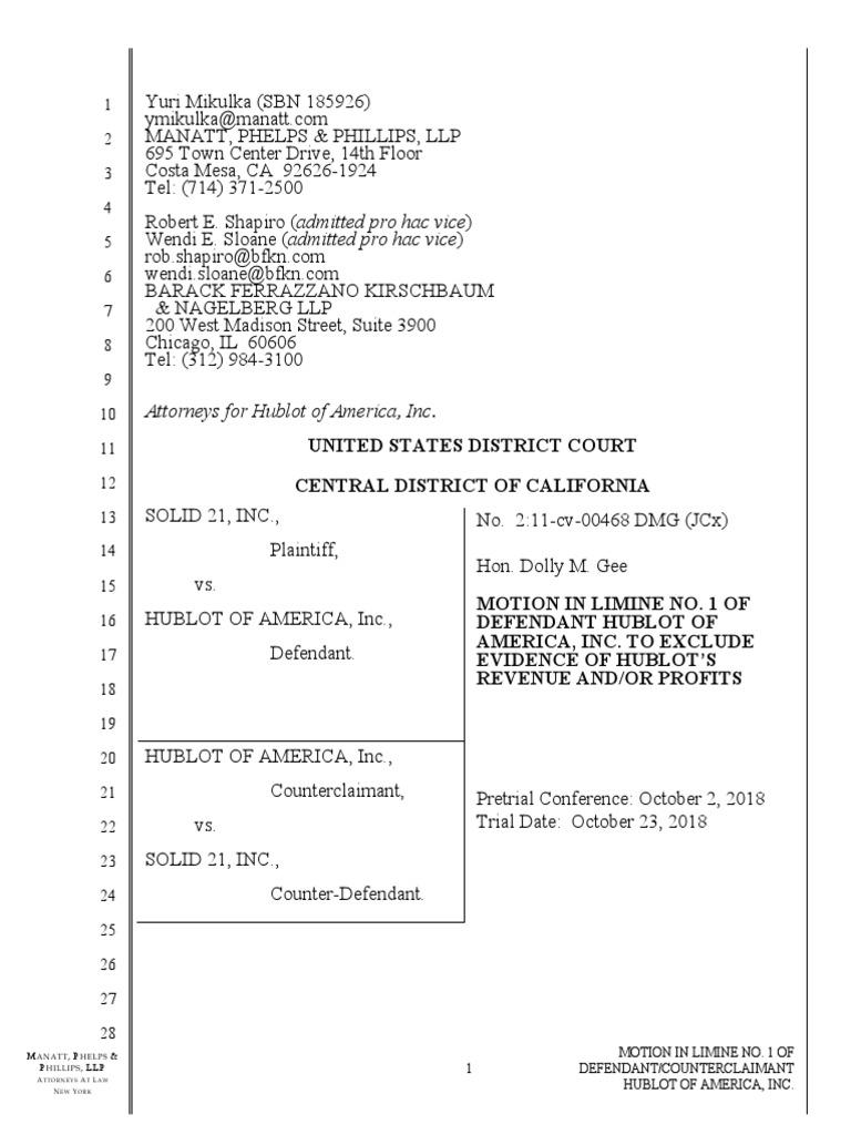 limine investment group linkedin lawsuit