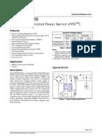 Datasheet DMO565R