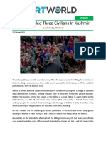 No One Killed Three Civilians In Kashmir.pdf