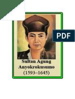 Sultan Sultan Agung Mataram