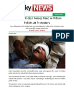 Kashmir - Indian Forces Fired A Million Pellets At Protesters.pdf