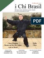 Revista Tai Chi Brasil - Nº 6 - Jul-Ago 2010