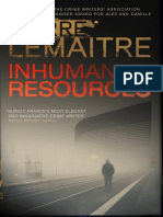 Inhuman Resources by Pierre Lemaitre