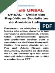 Dossiê URSAL