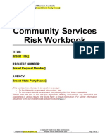 Cs Risk Workbook