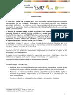 Bases Concurso Educacion Solidaria 2018