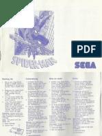Spider-Man vs. the Kingpin - 1989 - Sega