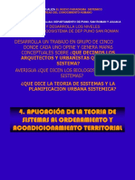 1b Conceptos Planificacion Urbana Sistemica TRABAJO ENCARGADO.ppt