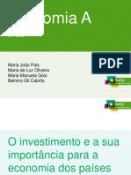 Cap.7 Investimento