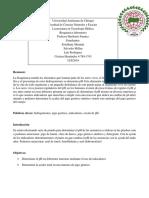 informe bioquimica Second Seasson cap 1.docx