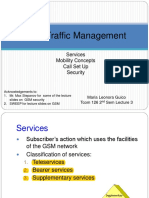 3 GSM Traffic Management