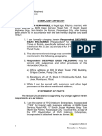 Hernandes    vs.Pelegrino-Complaint-Estafa-06112017.docx
