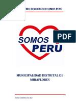 Partido Democrático Somos Perú